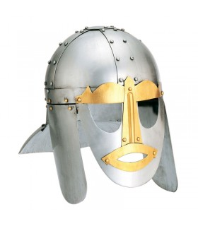 Capacete Romano Gladiador