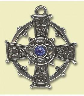 Colgante celta Raith Gras Cross