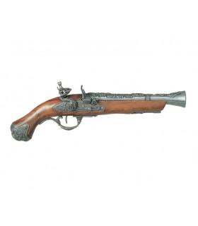 Blunderbuss pistola, do século XVIII em Londres