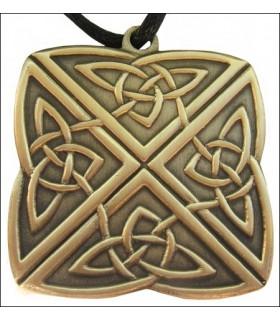 Celtic Knot Pingente com 4 vias
