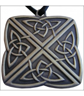 Celtic Knot Pingente de 4 vias
