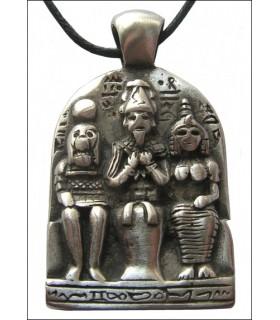 Pingente egípcio Triad