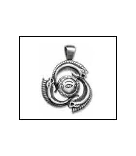 Pingente símbolo grego