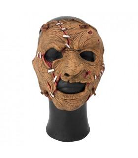 máscara zombie costurado