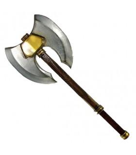 Látex lâmina de machado duplo, 85 cms.