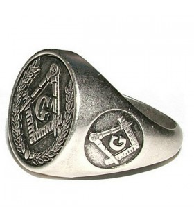 anel maçônico
