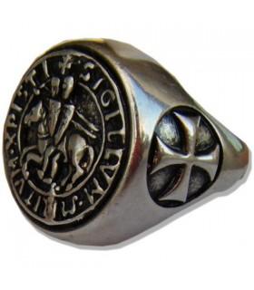 anel Cavaleiros Templários