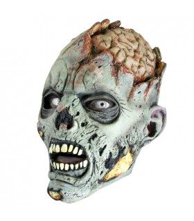 Máscara Brains Zombie