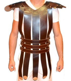 colete Gladiador romano