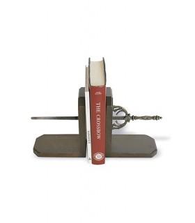 Bookends rapier espada (34x21x10 cm).