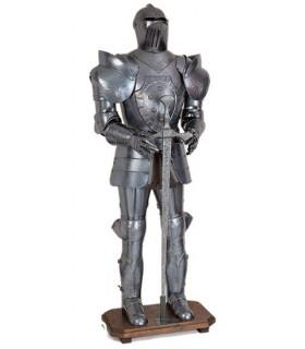 armor espada, do século XV