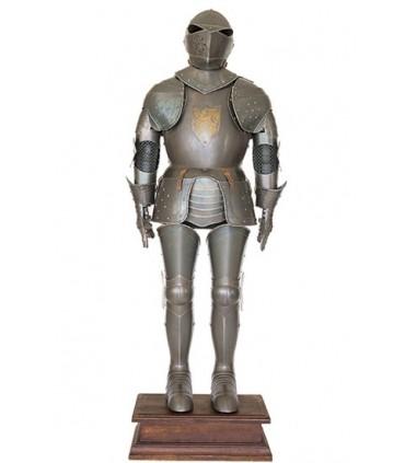 coat armadura de braços, do século XV