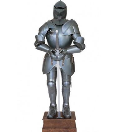 armadura medieval, do século XV