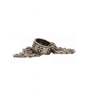 pingente anel de Templar
