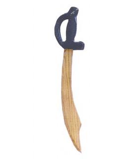 cor-de-cimitarra de madeira Crianças