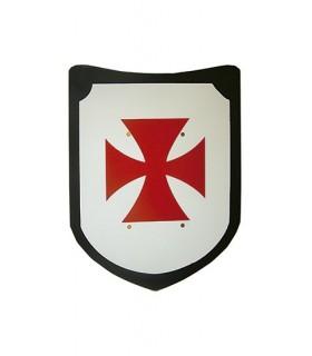 crianças escudo Templários