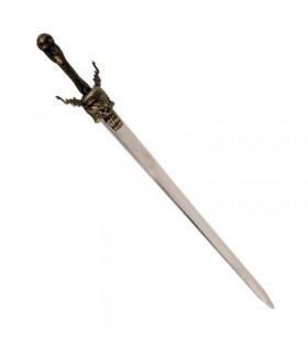 Espada abridor de cartas Terminator, 27 cms.