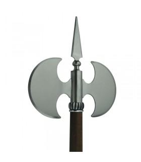 lâmina rústico liso machado duplo, 61 cms.