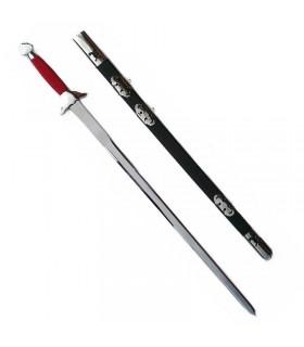 Jian bainha de espada
