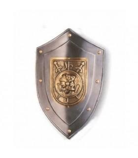 guerreiro escudo Rustic