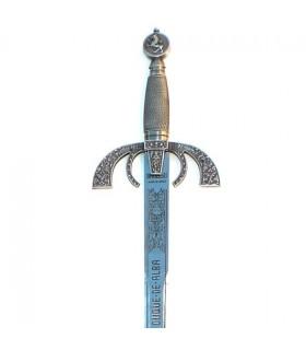 Duque de Alba espada, prata