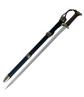 Viking bainha da espada