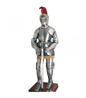 XVI século armadura completa