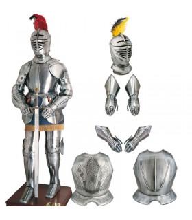 Suave XVI capacete guerreiro do século
