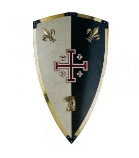 Escudo Cavaleiros de Jerusalém