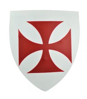 escudo Templar funcional, cms 50x60.