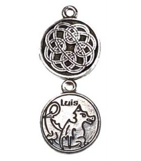 Astrologia pingente Celta Luis