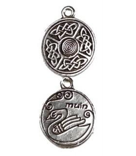 Pingente Celtic Astrology Muin