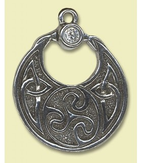 pendant Celtic encanto Boudica