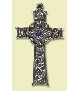 pingente de cruz celta Ambrosius