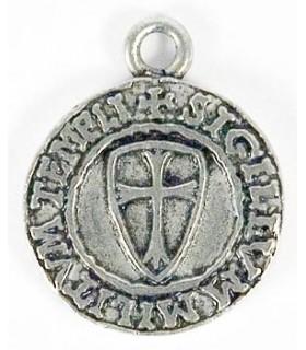 selo de Templar pingente 1