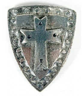 Pingente Templar Escudo 1