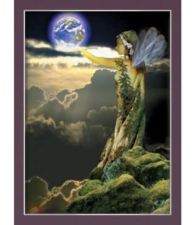 Poster o criador da terra (30 x 40,5 cm)
