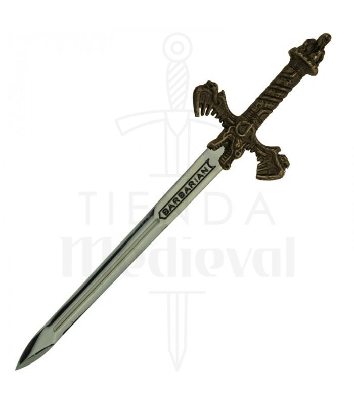 Miniature Espada Barbarian
