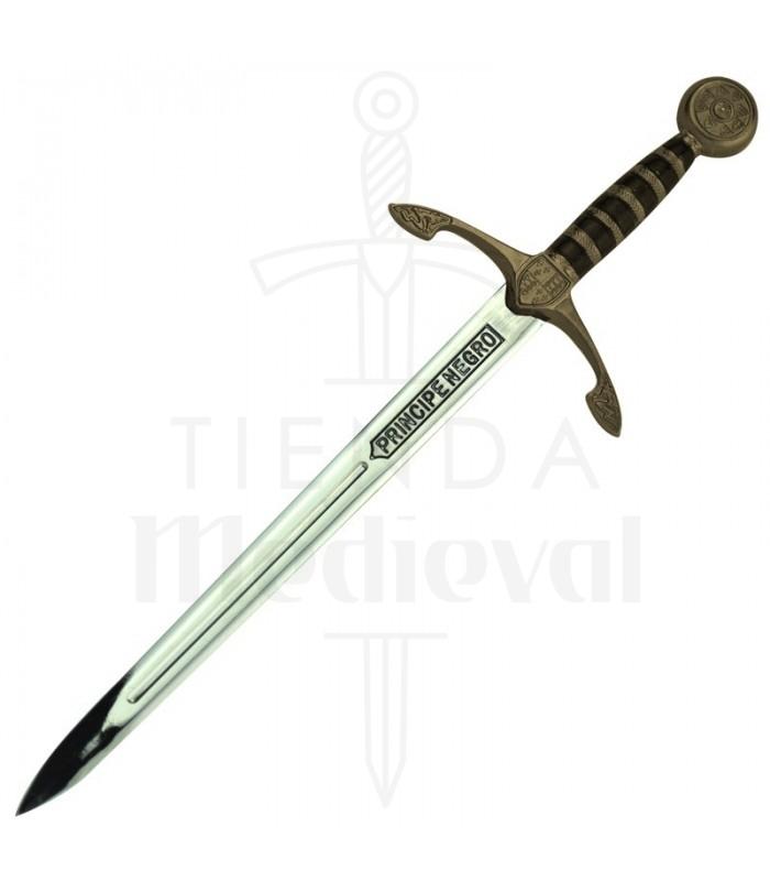 Miniature príncipe Espada Negra