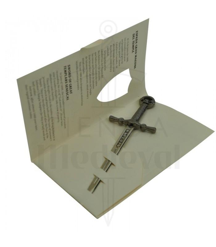 Miniature Templários Espada