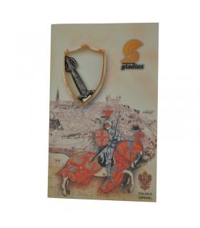 Miniature Espada Tizona del Cid
