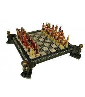 Egípcios xadrez e Romanos (12x42x42 cm.)