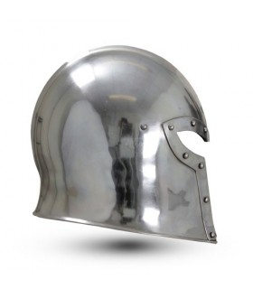Barbuta medieval