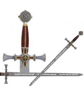 damascene espada Templar