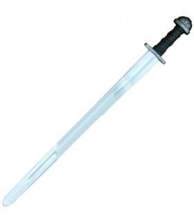 luta de espadas Viking