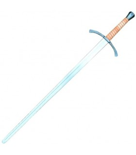 Mão e meia espada combates pesados