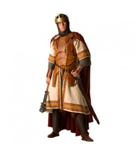 Couro Medieval Armor King