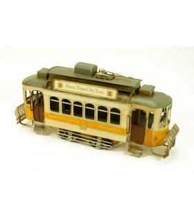 Tram miniatura