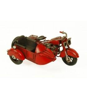 side-car vermelho Miniature