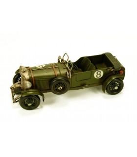 carro de corrida em miniatura de idade